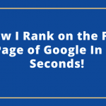 First Page Rankings in 59 Seconds -VidInc Review